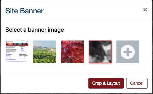 Content Builder Adding A Banner Image
